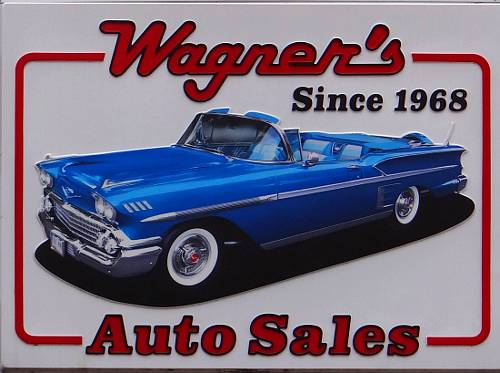 Wagner's Classic Cars - Bonner Springs, Kansas