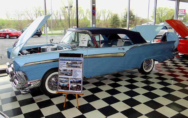 Used 1957 Ford Sunliner Fairlane 500