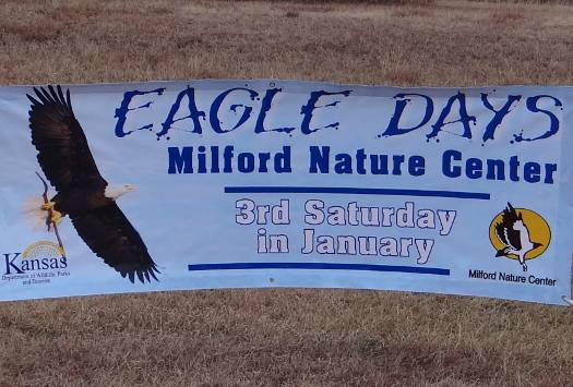 Eagle Days - Milford Nature Center