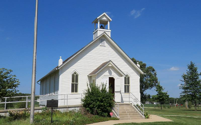 Reno Methodist Church - Tonganoxie Historical Society
