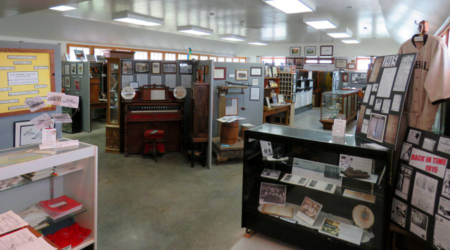 Tonganoxie Community Historical Museum