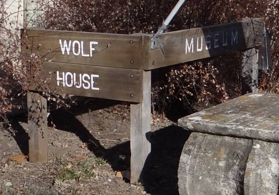 Wolf House Museum - Manhattan, Kansas