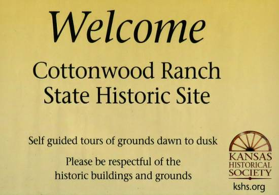 Cottonwood Ranch - Studley, Kansas