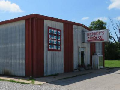 Henry's Candy Co - Dexter, Kansas