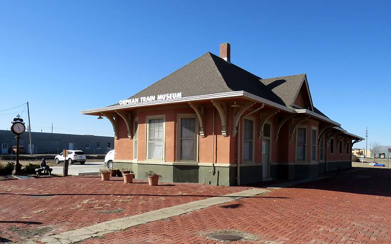 Orphan Train Museum - National Orphan Train Complex