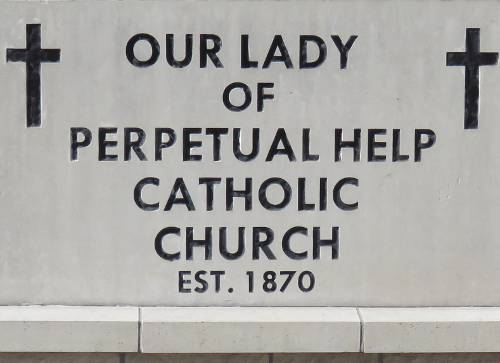 Our Lady of Perpetual Help Catholic Church - Concordia, Kansas
