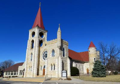 Our Lady of Perpetual Help Catholic Church - COncorida, Kansas