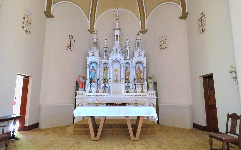 St. Joseph Catholic Church altar