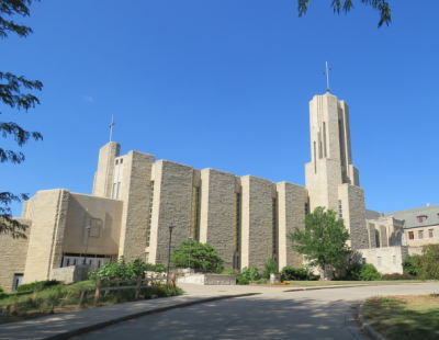 St. Benedict's Abbey Church - Atchison, Kansas.