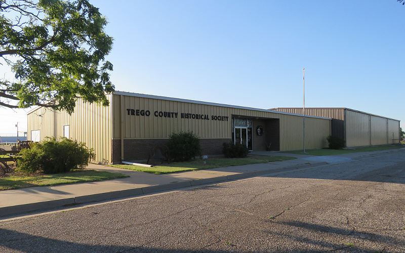 Trego County Historical Society Museum