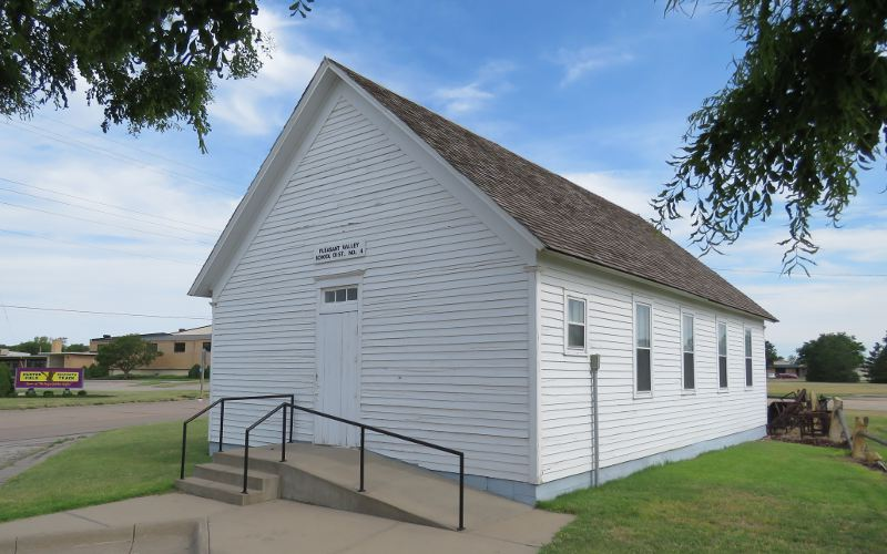 Pleasant Valley School - Trego County Hisorical Museum