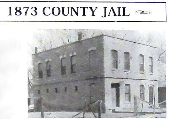 1873 Ellsworth County Jail - Ellsworth, Kansas