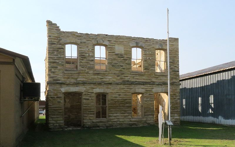 1873 Ellsworth County Jail