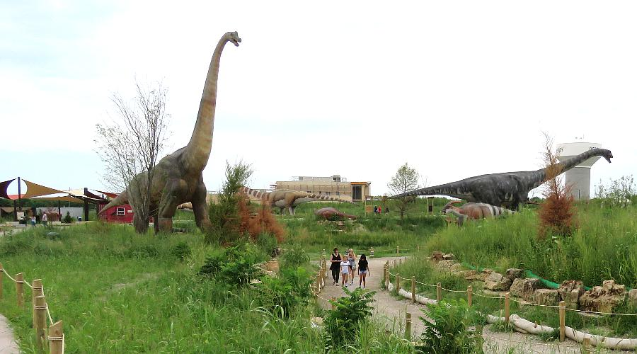 Field Station: Dinosaurs