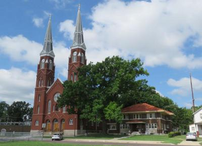 St. Joseph Catholic Church = Topeka, Kansas