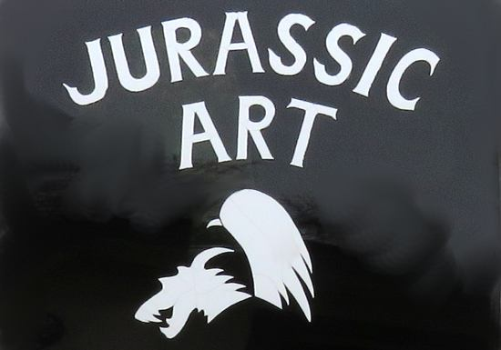 Jurassic Art - Rose Hill, Kansas
