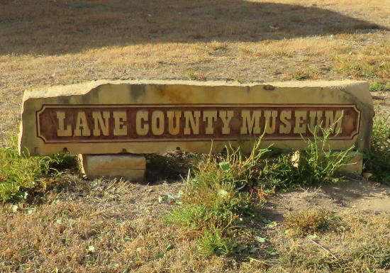 Lane County Historical Museum - Dighton, Kansas
