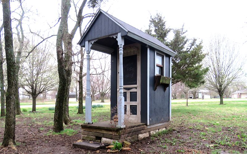 The Chamber Pot - Outhouse Grove