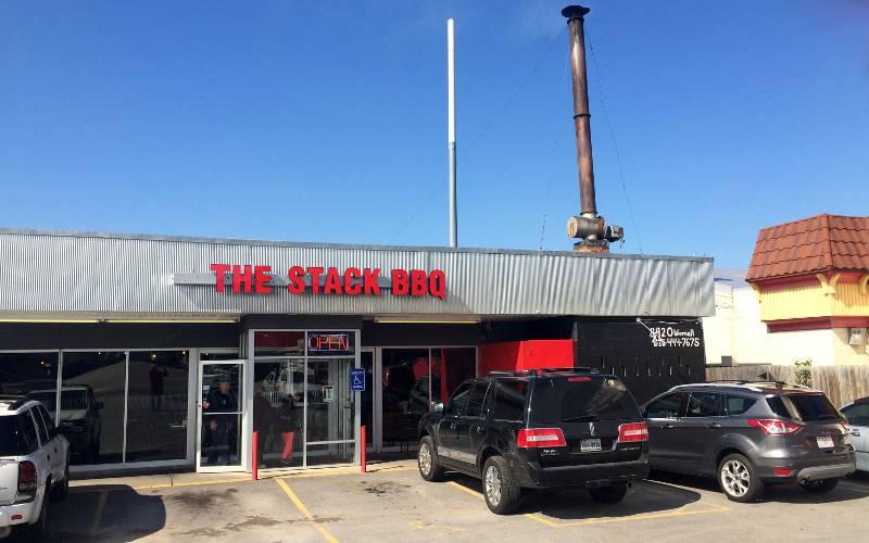 Smoke Stack Barbecue Kansas City Missouri