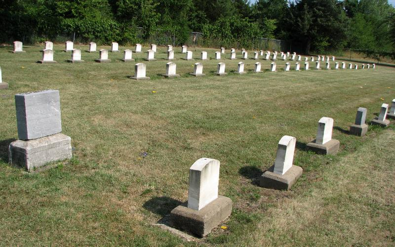 Haskell Indian Nations University Cemetery