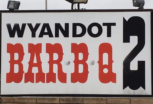 Wyandot Barbeque 2 - Overland Park, Kansas